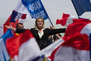 Marine Le Pen is trying to cast off the bitter and twisted legacy of her father, Jean Marie Le Pen, the Front's founder