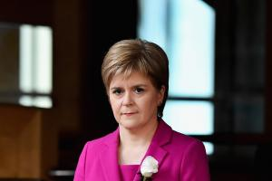 Nicola Sturgeon said that a hard brexit will lead to a low-tax, low-wage economy in the UK