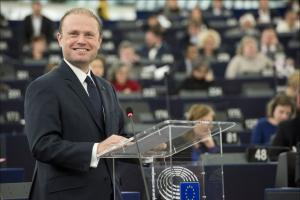 Malta prime minister Joseph Muscat will lead the European Council when negotiations with the UK begin