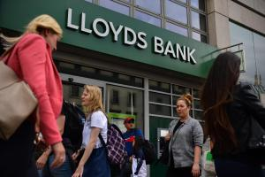 Lloyds: Praised for promoting LGBT diversity