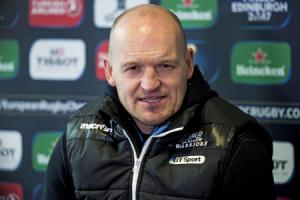 Warriors coach Gregor Townsend is relishing the opportunity to pit his side against heavyweights Saracens in the quarter-finals of the European Champions Cup