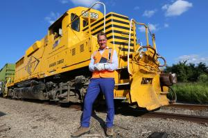 Michael Portillo continues his train travels on the other side of the Atlantic