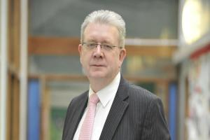 Brexit minister Mike Russell