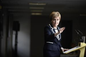 First Minister Nicola Sturgeon demanded that Theresa May provide full disclosure over the reports