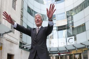 BBC director general Tony Hall believes the new Scottish programme to 'reinvent broadcast news'