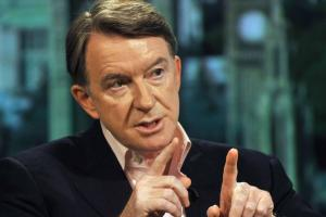 Peter Mandelson has issued dire warnings about England ceasing trade with Scotland in the event of independence