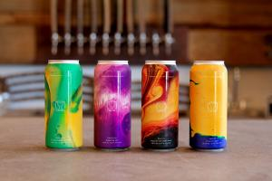 Thirst showed off their finished designs for Fuller's seasonal range of cask and keg beers