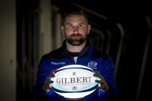 Vern Cotter insists he had no hesitation in naming John Barclay as skipper for Scotland's match against Wales
