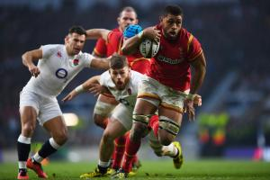 Wales No 8 Taulupe Faletau will not start against Scotland