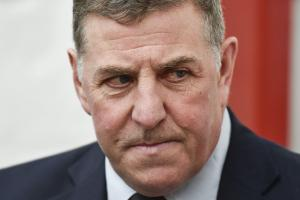 Motherwell manager Mark McGhee remains furious after being sent to the stands at Pittodrie last week