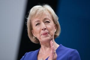 Tory agriculture minister Andrea Leadsom