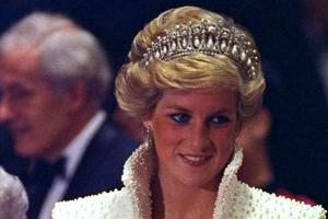 Diana: Designing A Princess, looks at some of Diana's most famous dresses as they are made ready for an exhibition