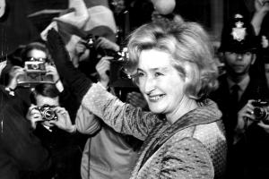 Winnie Ewing won the wattershed victory fur the SNP in 1967