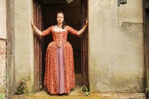 Samantha Morton in Harlots