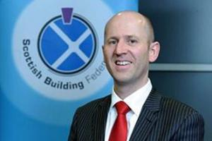 The Scottish Building Federations' Vaughan Hart said the industry is stuck in 'limbo'