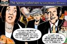 Greg Moodie: The Spring Collection