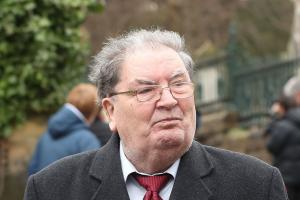 John Hume, the great Irish peace builder, the EU is 'the best war-avoidance mechanism ever invented'. Photograph: Niall Carson/PA
