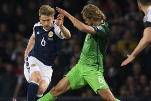 Stuart Armstrong will not be short of admirers following his recent big game showings