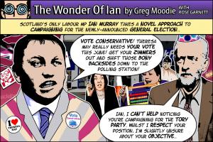 Greg Moodie: The Wonder Of Ian