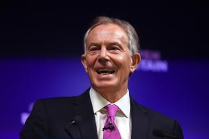 Tony Blair says he agrees with a lot of what May says apart from her stance on Brexit