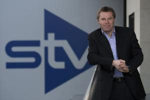 Rob Woodward announced the move after the launch of new channel STV2