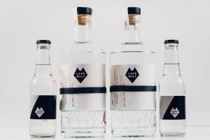 LoneWolf Gin has been two years in the making