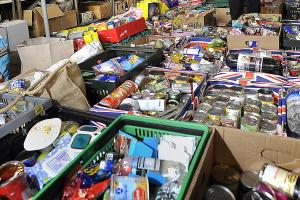 Undemocratic and shameful: Food banks