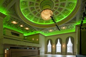Edinburgh's Assembly Rooms opened 230 years ago