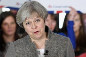 Theresa May has refused to guarantee the future of the 'triple lock' on pensions