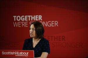 With their tribal hatred for the SNP, it is Kezia Dugdale and Scottish Labour who are 'carping on the sidelines' Photograph: Jamie Simpson