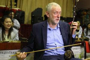 Corbyn will commit his party to standing firm in opposition to another vote on the constitution