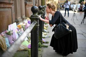 Mancunians and many others paid their respects to those who lost their lives