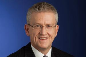 George Scott heads KPMG's cyber and privacy practice department