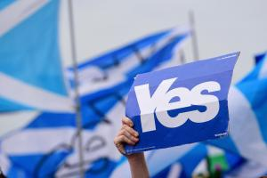 Independence would help Scotland escape a failing UK government
