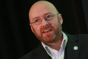 Patrick Harvie had been due to launch the Scottish Greens' manifesto tomorrow