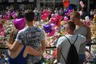 Manchester was united by grief, but also by a spirit of determination