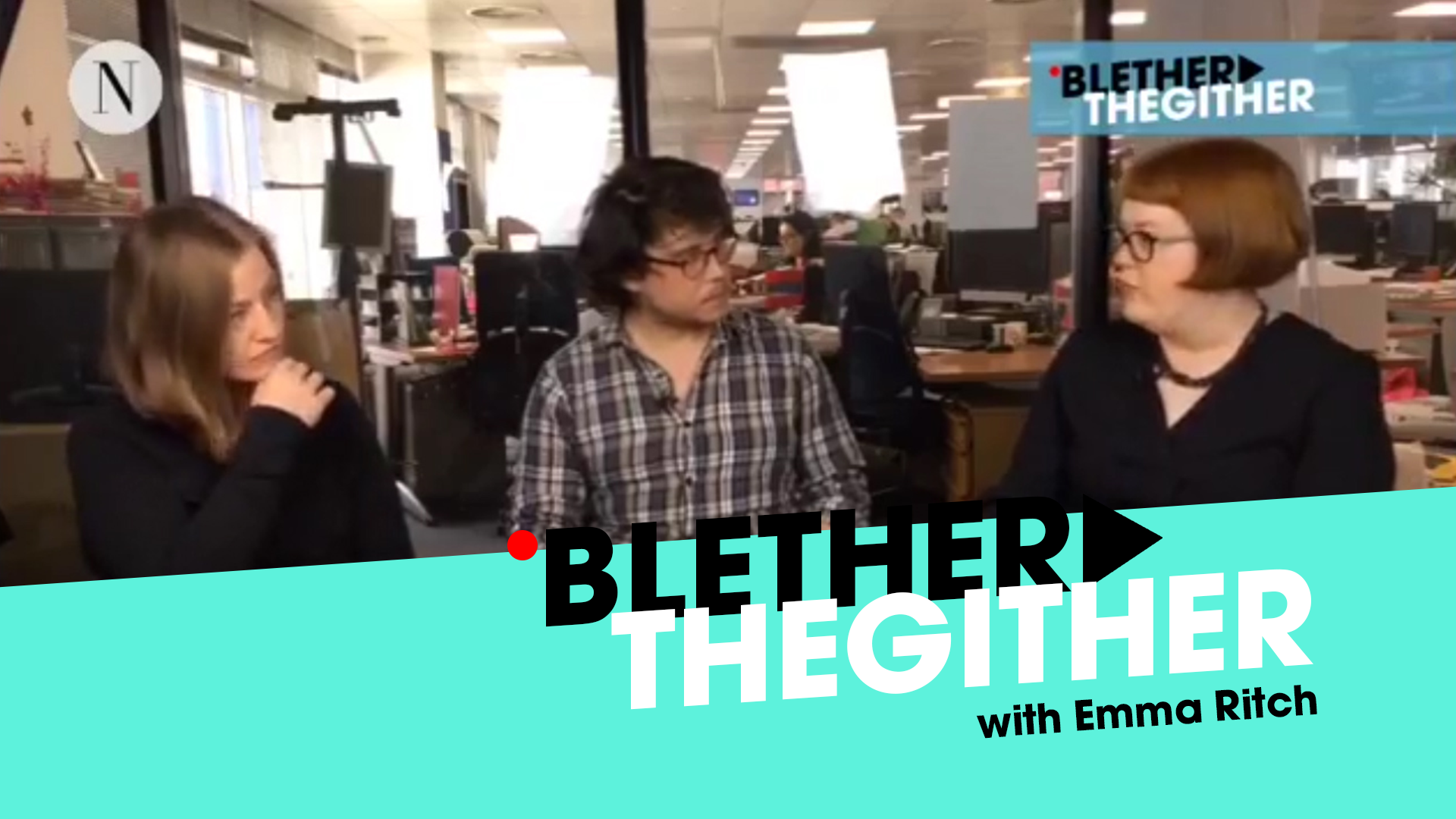 Blether Thegither: Kezia Dugdale's Resignation, Bridges and Tory Romantic Comedies: with guest Emma Ritch