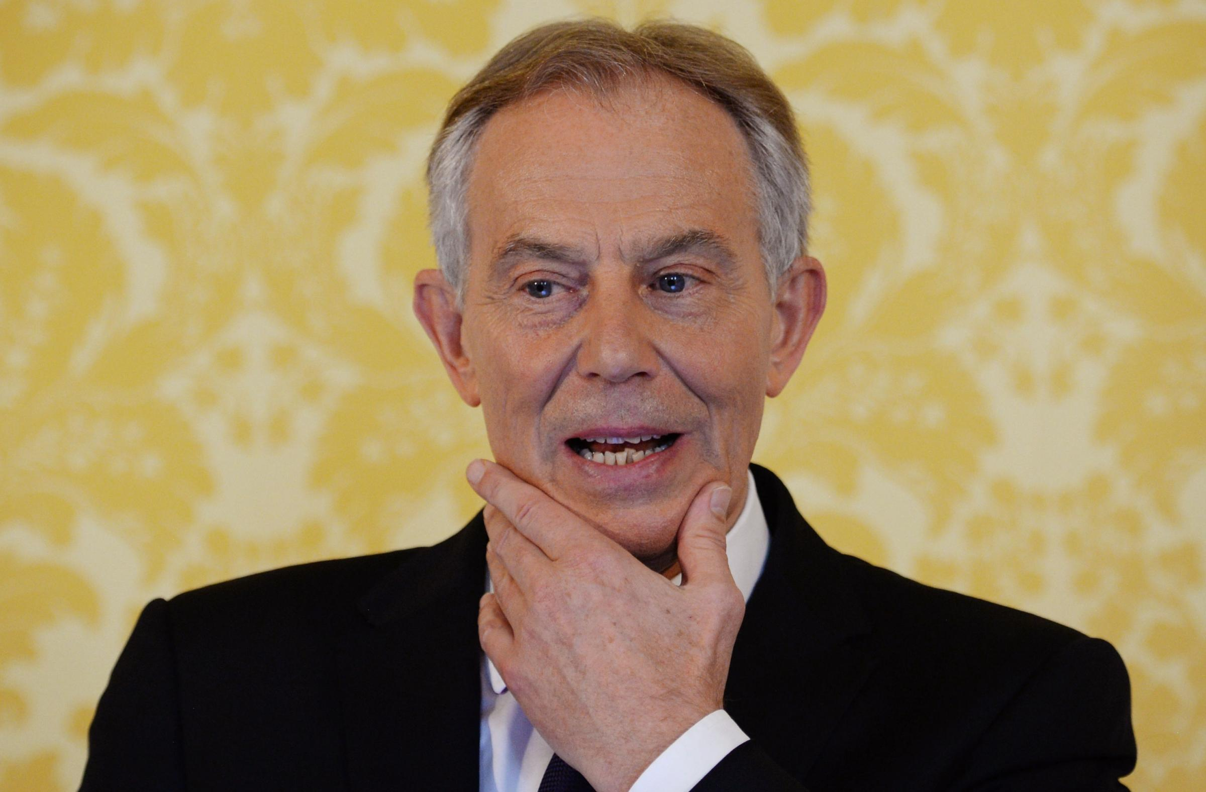 Without a first-past-the-post system  we would never have had Prime Minister Blair ... or austerity