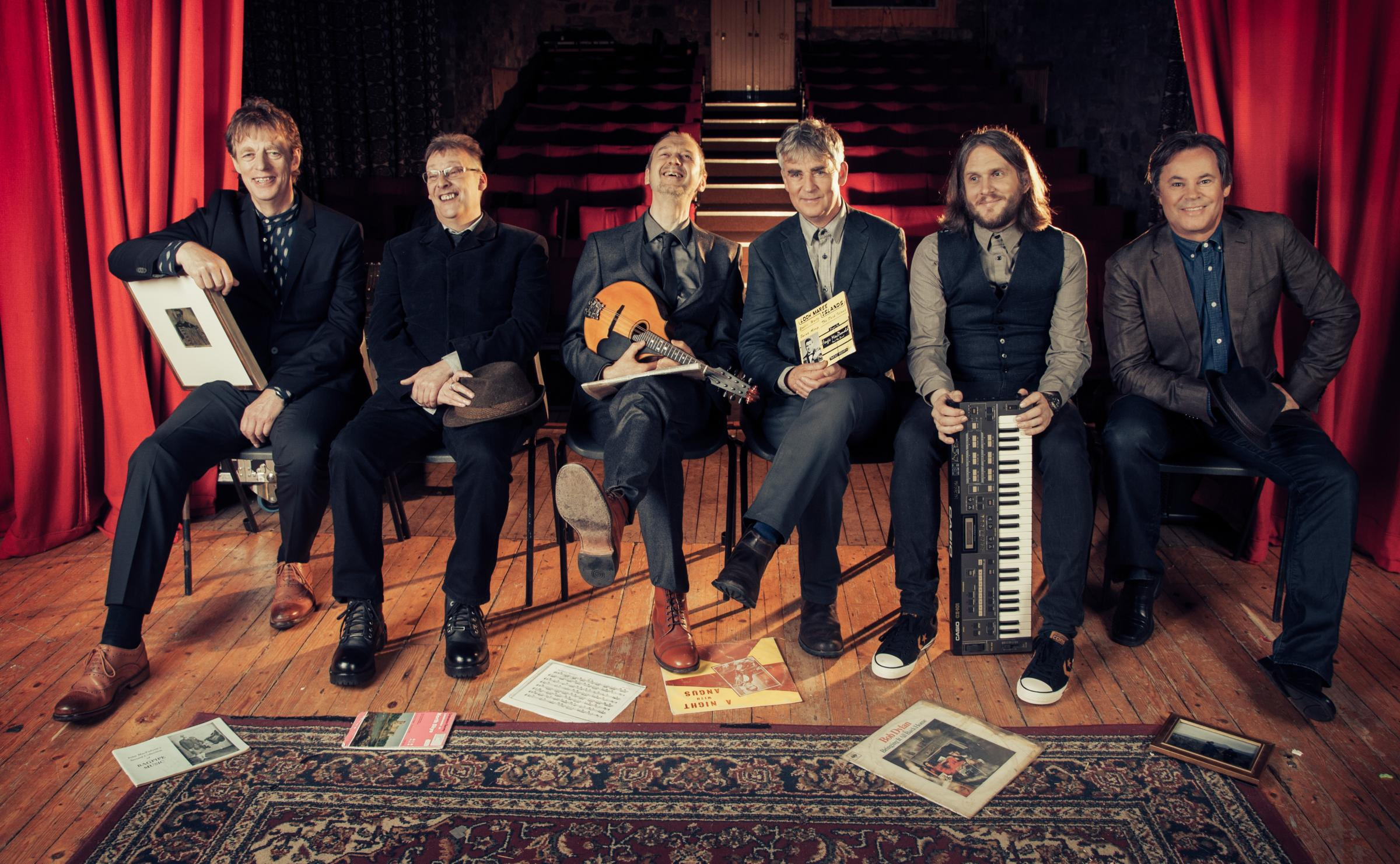 Runrig's songs have tackled topics including mass immigration and the Highland Clearances