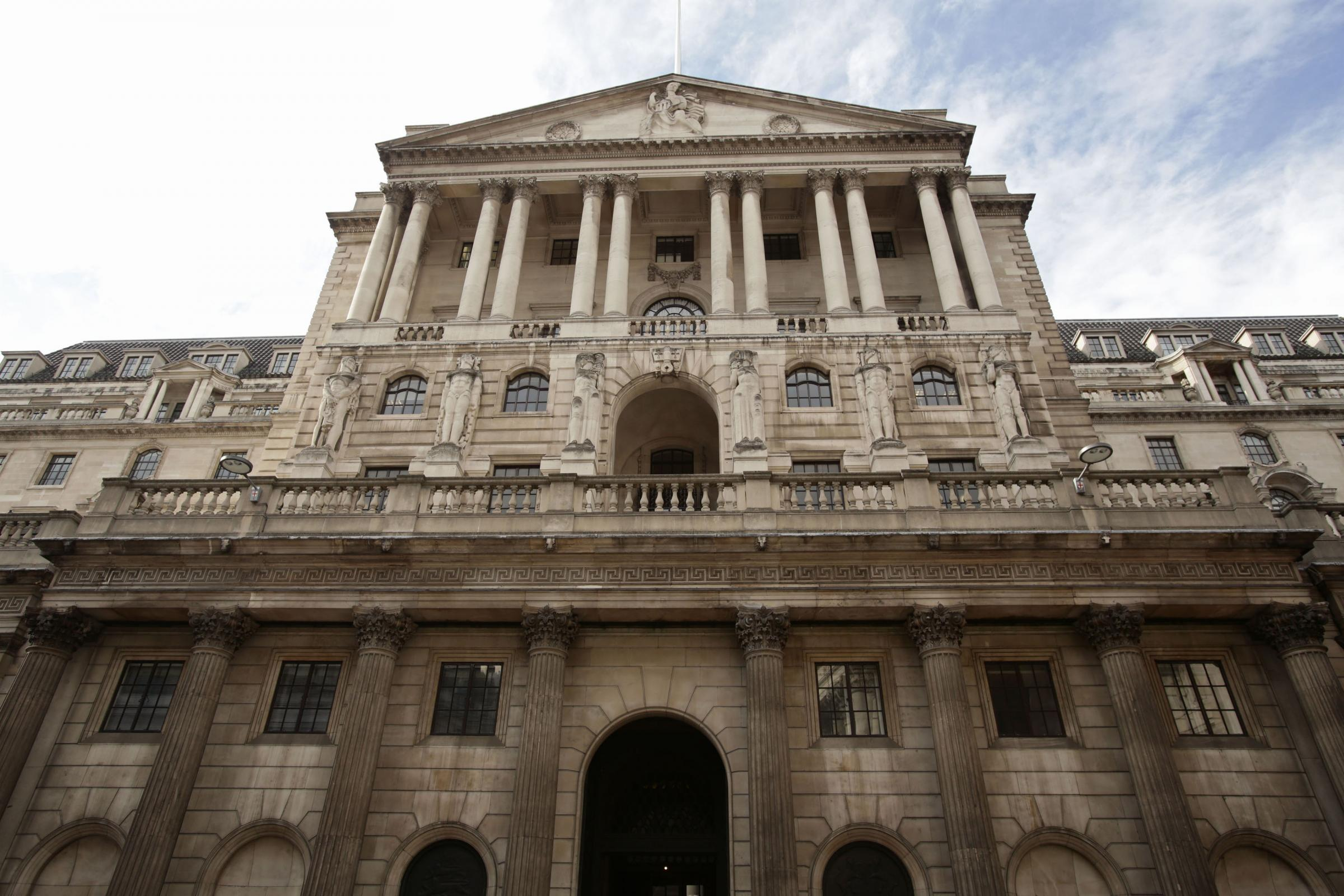 The Bank of England issued the warning ahead of guidelines coming into force in 2022