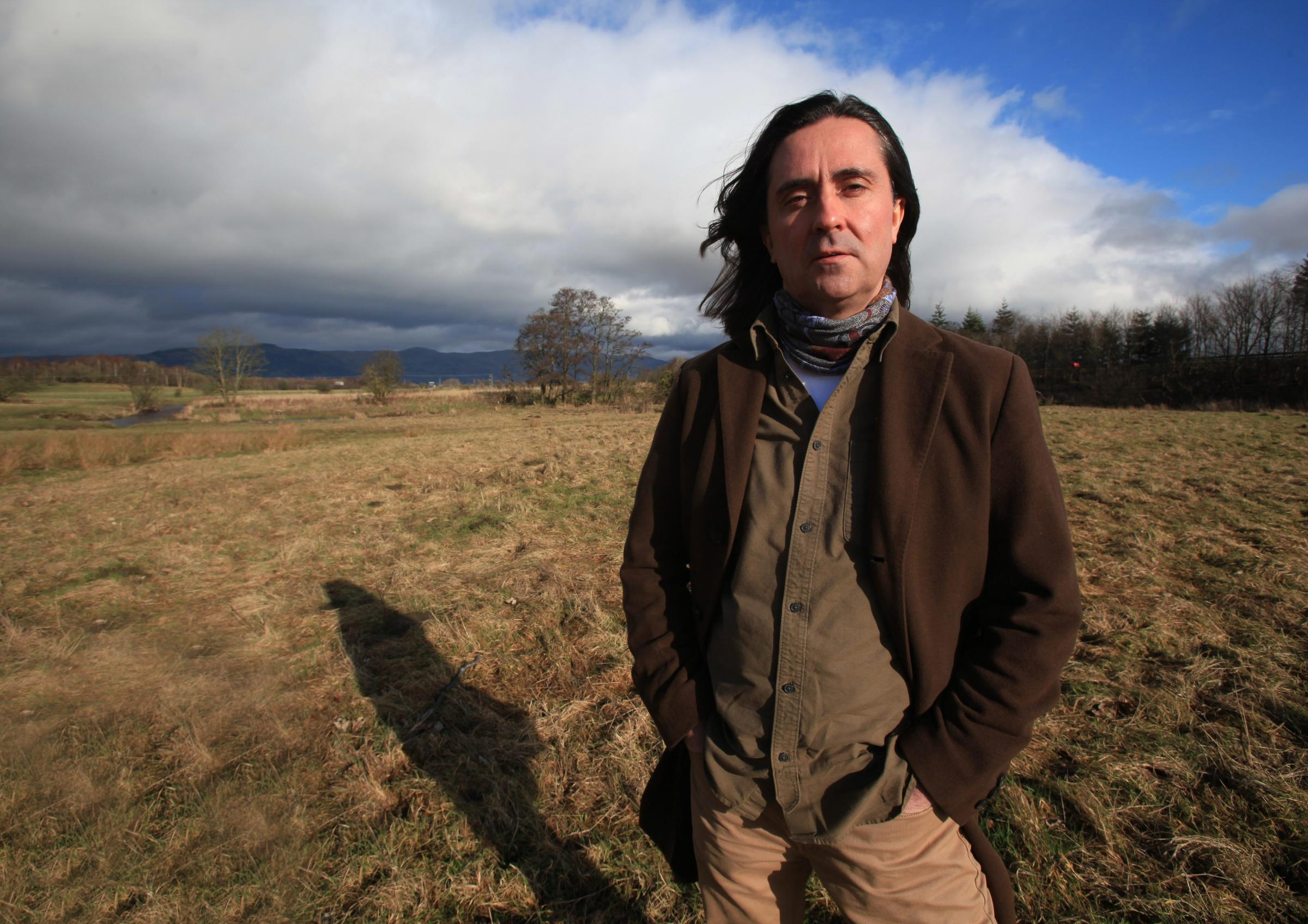 Neil Oliver has been appointed president of the NTS