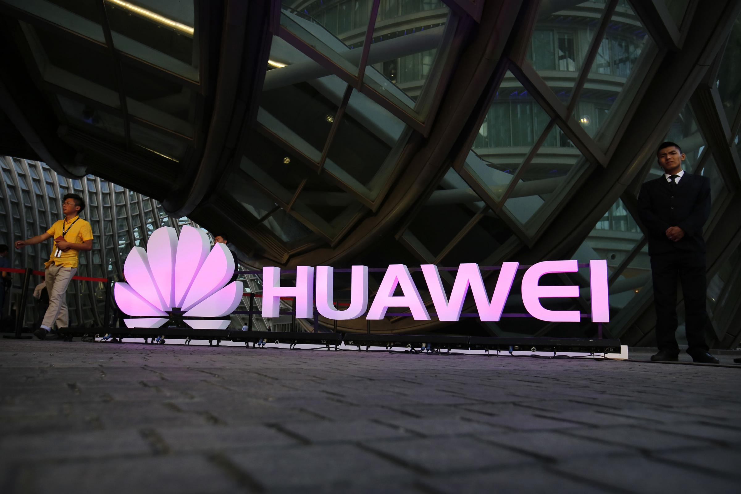 Huawei is the dominant player in China's smartphone market