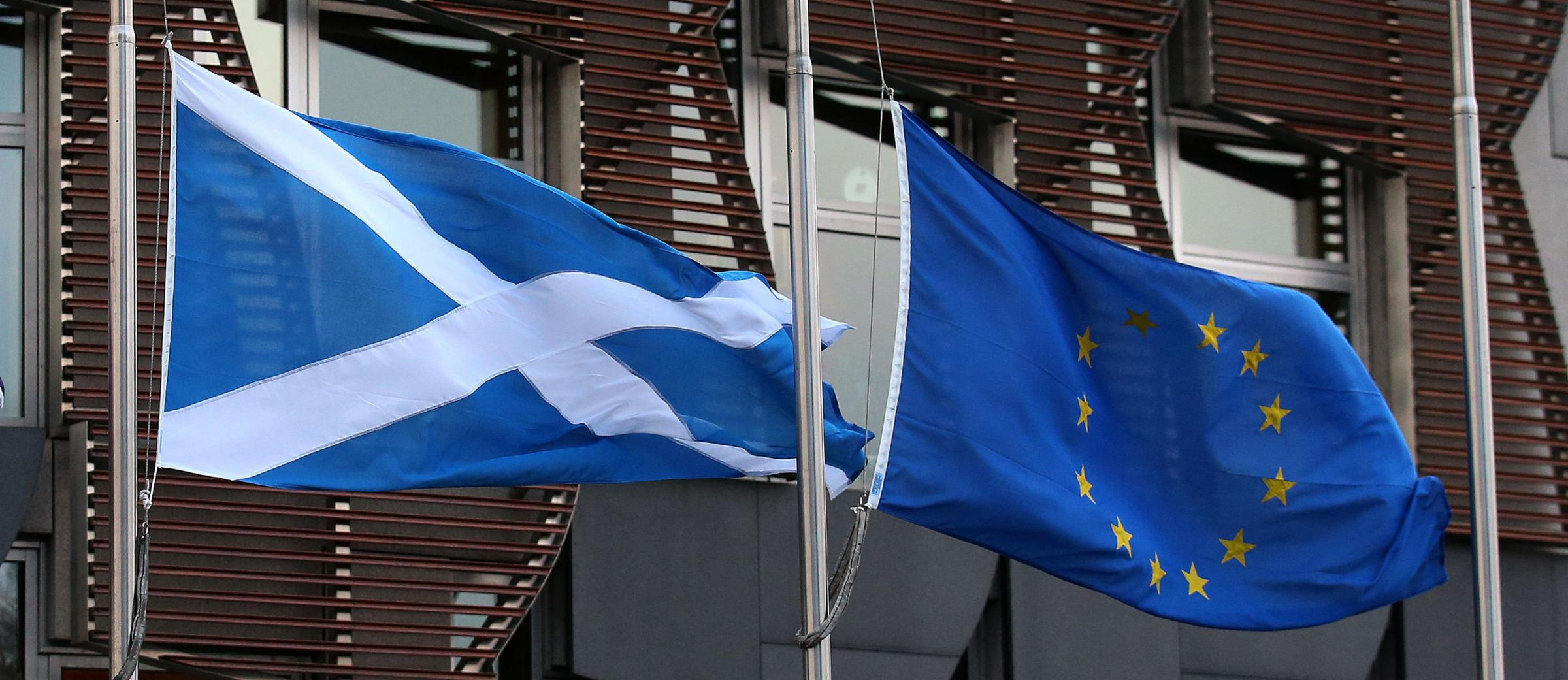 Pete Wishart believes a gradual approach is the best hope for Scottish EU membership. Photograph: PA