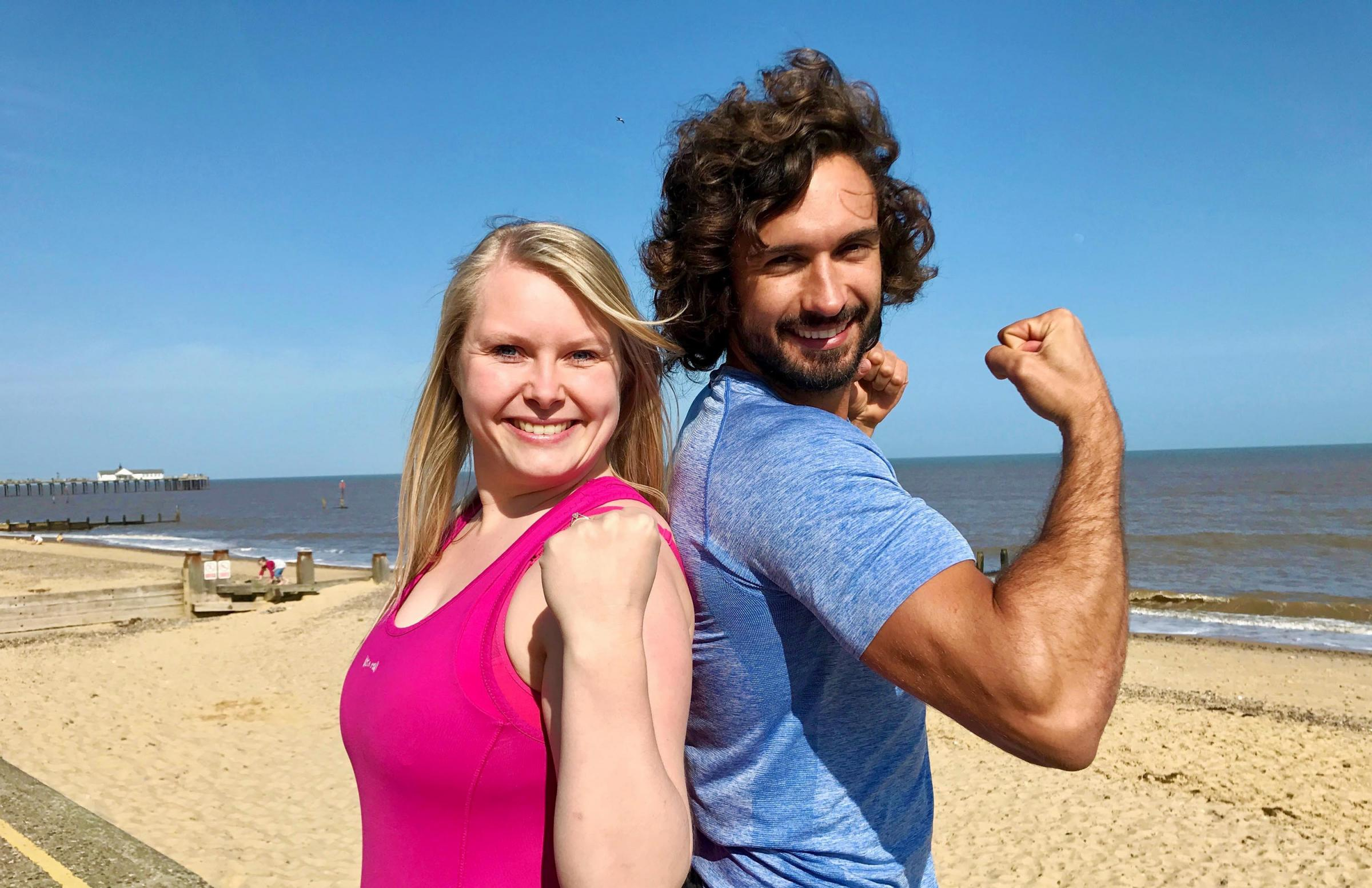 Health Guru Joe Wicks