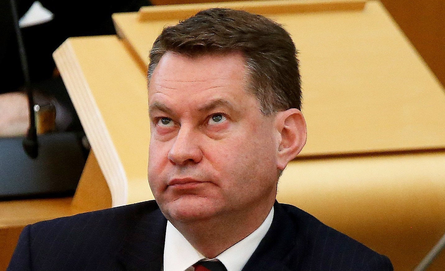 Fowk like Murdo Fraser arnae simply obnoxious, though there's an argiment for that. Photograph: Gordon Terris
