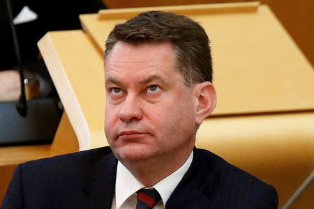 Scottish Tory MSP Murdo Fraser seemed to forget his own comments