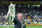 Tommy Burns won the Scottish Cup during his time as Celtic manager