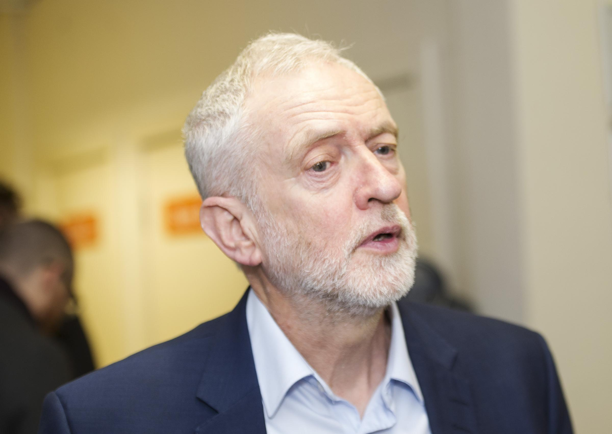 UK Jewish newspapers say Labour leader Corbyn poses 'existential threat'
