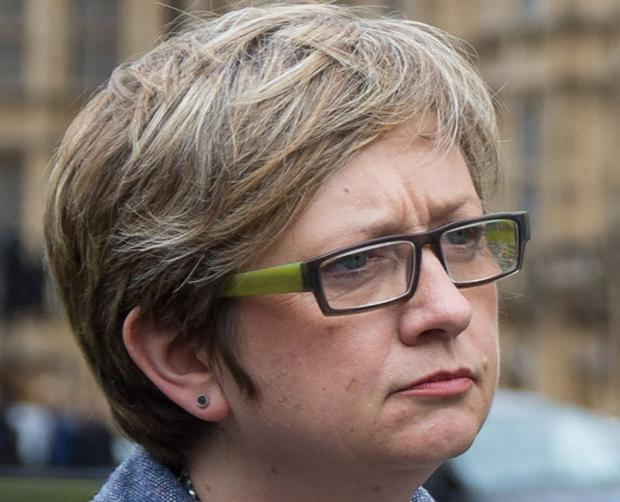 The National: The SNP's Joanna Cherry said no EU national should suffer. Photograph: Getty