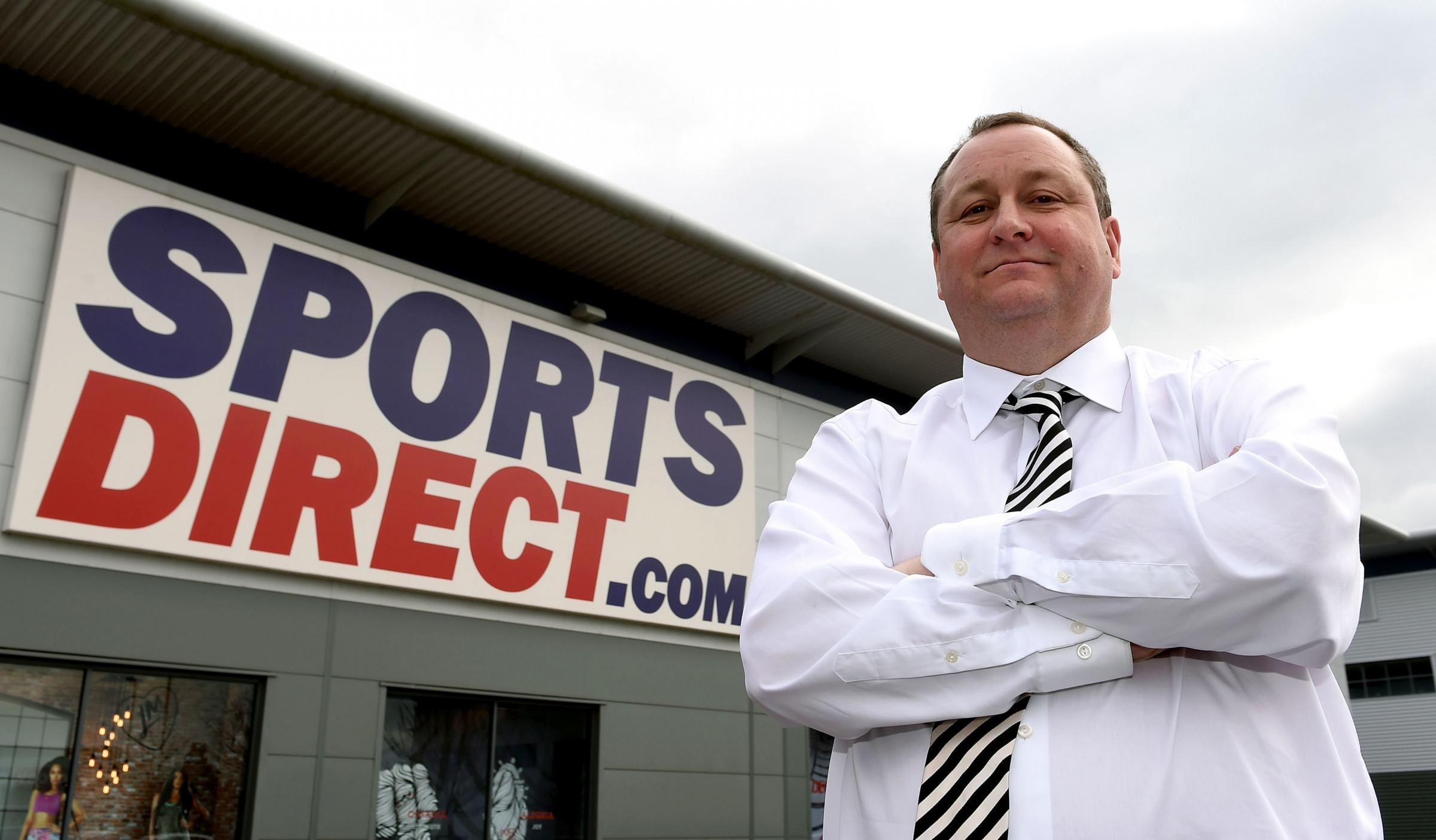 Mike Ashley's Sports Direct strikes deal to save House of Fraser